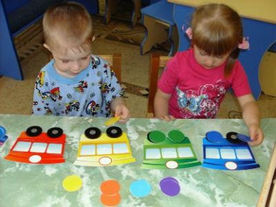Дидактические игры для детей 4-5 лет в детском саду